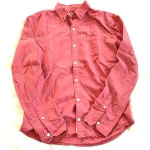 Abercrombie kids' button down shirt